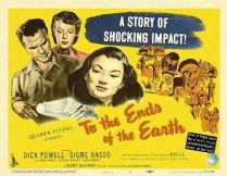 To the Ends of the Earth 1948 DVD - Dick Powell / Signe Hasso